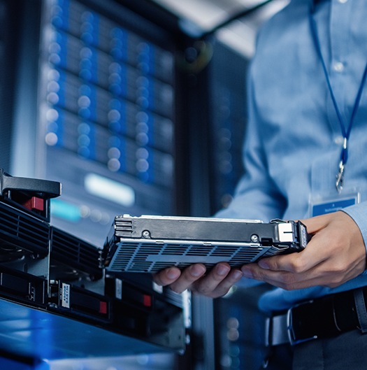 Computer Hardware & Software Provider: Wixom, MI  | Key Technology Solutions - hardware